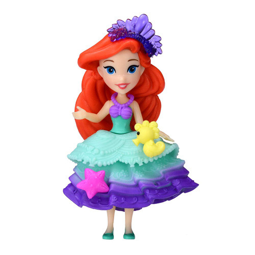 Takara Tomy LK-02 Disney Princess Ariel (Little Kingdom)