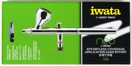 Anest Iwata HP-CN Air Brush 0.35mm 1.5ml/7ml Double Action NEO Series