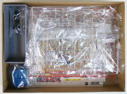 Aoshima 25697 TENSHUKAKU Japanese Decoration Truck 1/32 Scale Kit