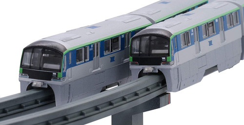 Fujimi Tokyo Monorail Type 10000 6-Cars Display Model (Pre-Painted) 1/150 scale kit