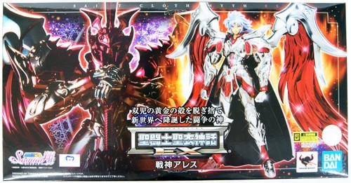 Bandai Saint Seiya Saint Cloth Myth EX God of War Ares Figure