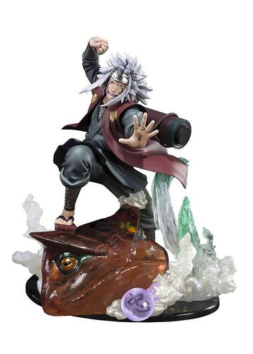 Bandai Figuarts ZERO Jiraiya Kizuna Relation Figure (Naruto Shippuden)
