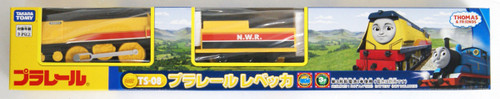 Takara Tomy Pla-Rail Plarail TS-08 Thomas The Tank Engine Rebecca Train