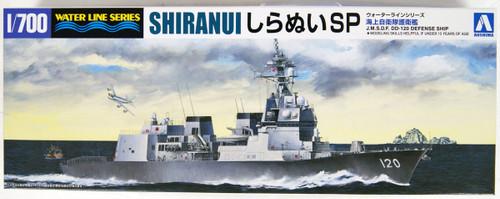Aoshima Waterline 55694 JMSDF Defense Destroyer Shiranui SP DD-120 1/700 Scale Kit