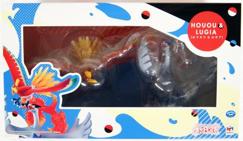 MegaHouse G.E.M. EX Series Ho-Oh & Lugia Figure (Pokemon)