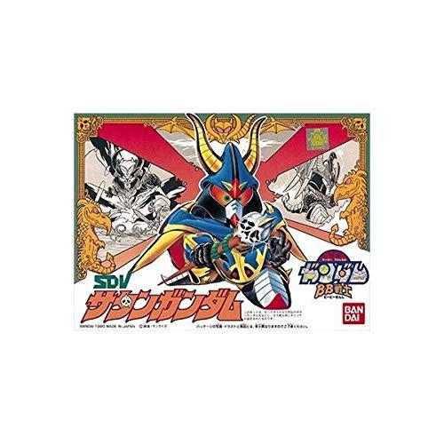 Bandai SD BB 048 Gundam Satan Gundam Non-Scale Plastic Model Kit