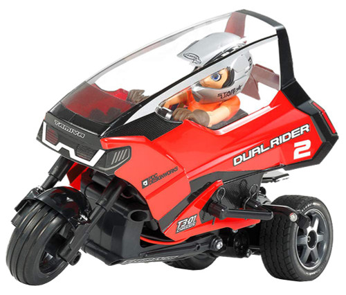 Tamiya 57407 Dual Rider Trike T3-01 Chassis 1/8 Scale RC Car Star Unit