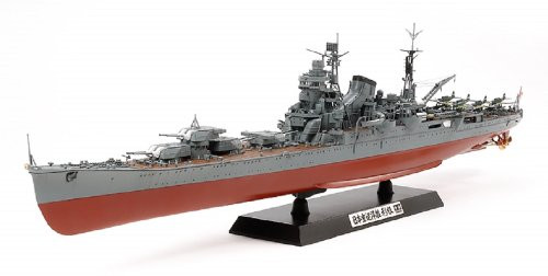 Tamiya 78024 IJN Japanese Heavy Cruiser Tone 1/350 Scale Kit