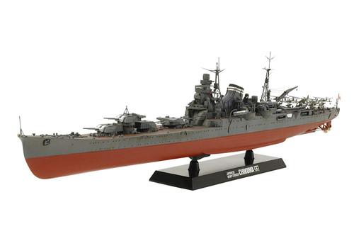 Tamiya 78027 IJN Japanese Heavy Cruiser Chikuma 1/350 Scale Kit
