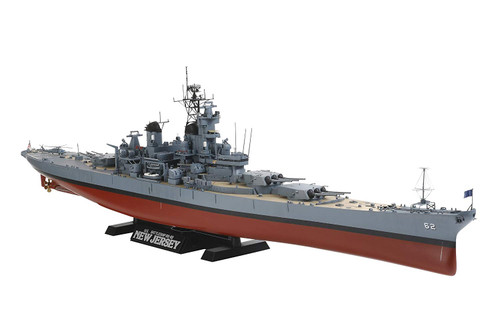 Tamiya 78028 US Battleship New Jersey BB-62 1/350 Scale Kit