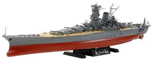 Tamiya 78030 IJN Japanese Battleship Yamato 1/350 Scale Kit