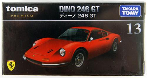 Takara Tomy Tomica Premium 13 Dino 246GT