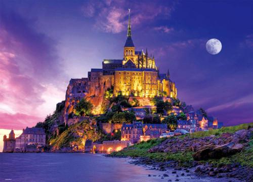 Beverly Jigsaw Puzzle 66-130 France Mont Saint-Michel (600 Pieces)