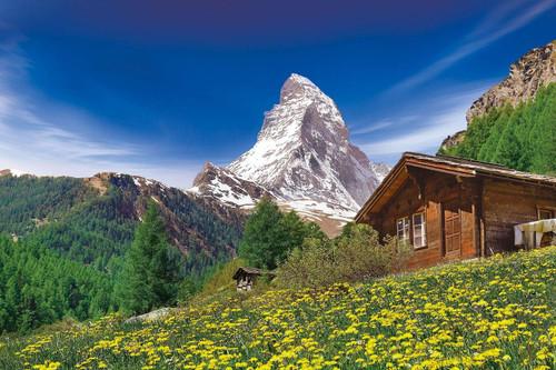 Epoch Jigsaw Puzzle 23-604 Swiss Alps Matterhorn Switzerland (2016 S-Pieces)
