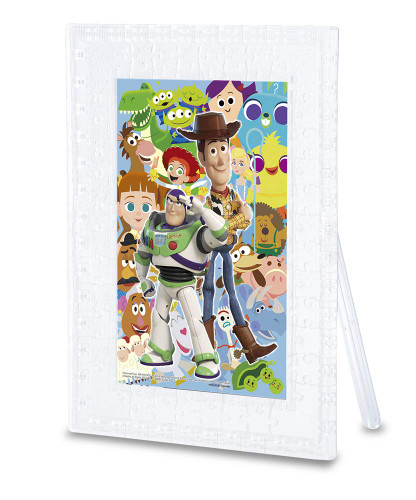 Yanoman Jigsaw Puzzle 2500-37 Disney Toy Story Two Bravely Persons (132 Pieces)