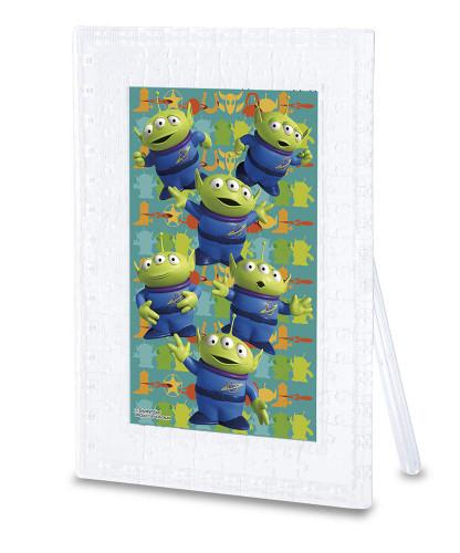 Yanoman Jigsaw Puzzle 2500-38 Disney Toy Story Little Green Men (132 Pieces)