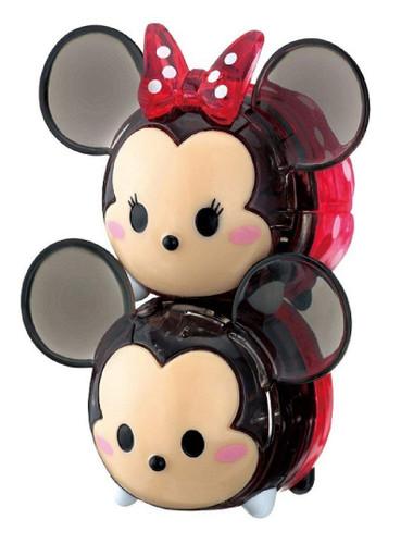 Hanayama Crystal Gallery 3D Puzzle Disney Tsum Tsum Mickey Minnie 4977513065641