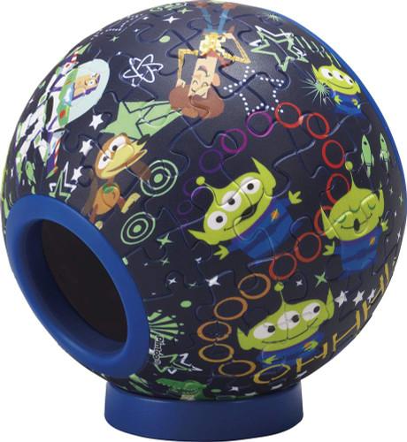 Yanoman 2401-07 Puzzle Clock Toy Story 4 Galaxy (145 Pieces)