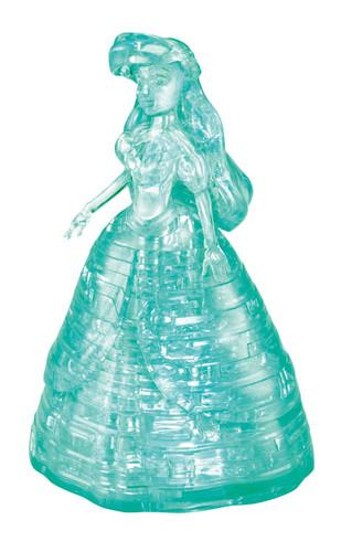 Hanayama Crystal Gallery 3D Puzzle Disney Little Mermaid Ariel 40 Pieces 4977513076371