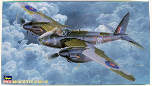 Hasegawa CP17 RAF Mosquito B Mk. IV 1/72 Scale Kit