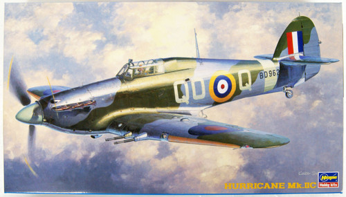 Hasegawa JT51 Hurricane Mk.IIC 1/72 Scale Kit
