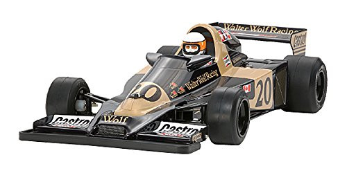 Tamiya 84124 Wolf WR1 1/10 Scale RC Car