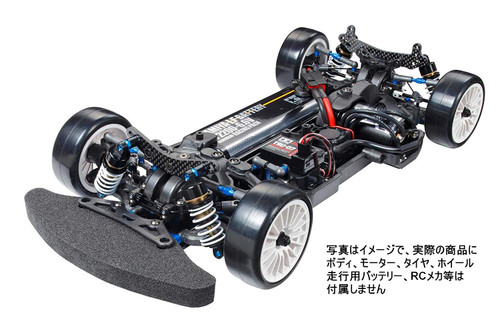 Tamiya 84412 TB-04 R Chassis Kit Limited 1/10 Scale RC Car Series