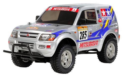 Tamiya 58602 Mitsubishi Pajero Rally Sport (CC-01 Chassis) 1/10 Scale RC Car Series No.602
