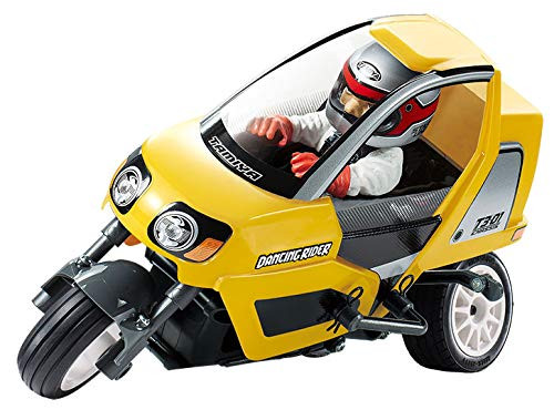 Tamiya 47385 Dancing Rider Yellow Body (Assembled) (T3-01 Chassis) 1/8 Scale RC Car Series No.85