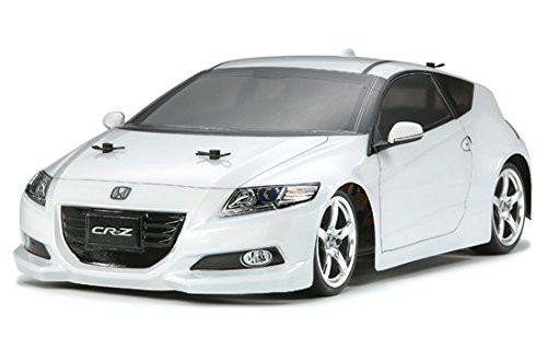 Tamiya 58490 Honda CR-Z (FF-03 Chassis) 1/10 Scale RC Car Series No.490