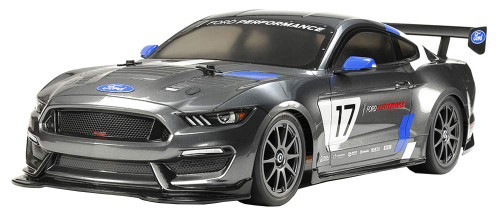 Tamiya 58664 Ford Mustang GT4 (TT-02 Chassis) 1/10 Scale RC Car Series No.664