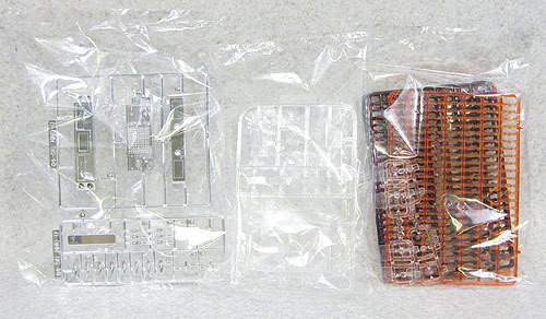 Aoshima 02711 Sokoku Boei Japanese Truck 1/32 Scale Kit