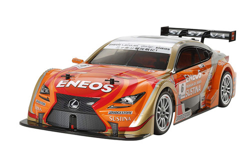 Tamiya 58595 Eneos Sustina RC F (TB-04 Chassis) 1/10 Scale RC Car Series No.595