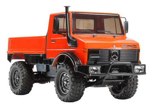 Tamiya 58609 Mercedes-Benz Unimog 425 (CC-01 Chassis) 1/10 Scale RC Car Series No.609