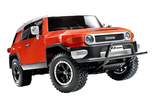 Tamiya 58588 Toyota FJ Cruiser (CC-01 Chassis) 1/10 Scale RC Car Series No.588