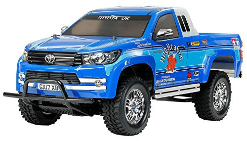 Tamiya 58663 Toyota Hilux Extra Cab (CC-01 Chassis) 1/10 Scale RC Car Series No.663