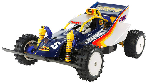 Tamiya 47330 Big Wig (2017) RC Limited 1/10 Scale RC Car Series