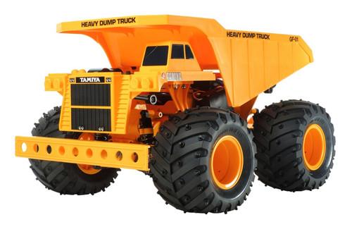 Tamiya 58622 Heavy Dump Truck (GF-01 Chassis) 1/24 Scale RC Car Series No.622