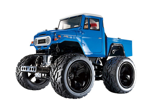 Tamiya 58589 Toyota Land Cruiser 40 Pick-Up (GF-01 Chassis) 1/10 Scale RC Car Series No.589