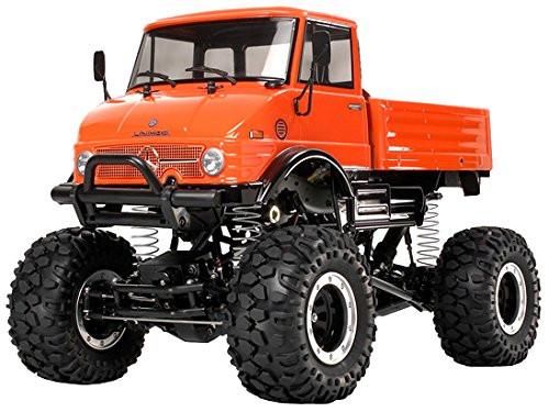 Tamiya 58414 Mercedes Benz Unimog 406 CR-01 1/10 Scale RC Car Series No.414