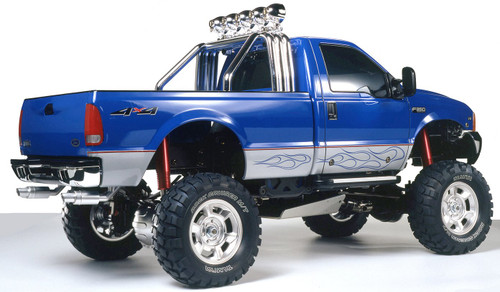 Tamiya 58372 Ford F-350 High Lift 1/10 Scale RC Car Series No.372