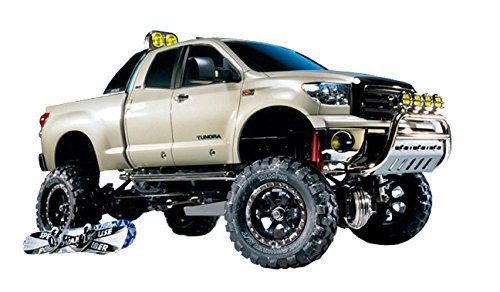 Tamiya 58415 Toyota Tundra High Lift 1/10 Scale RC Car Series No.415