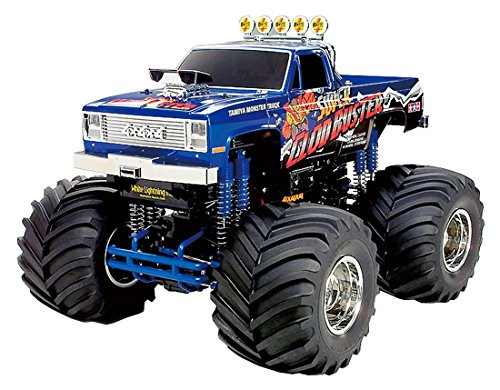 Tamiya 58518 Super Clad Buster (2012) 1/10 Scale RC Car Series No.518