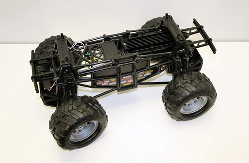 Tamiya 58549 4x4 Monster Truck Agrios (TXT-2 Chassis) 1/10 Scale RC Car Series No.549