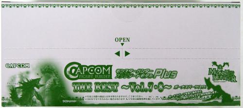 Capcom Figure Builder Monster Hunter Standard Model Plus THE BEST Vol.7-8 (6 Pcs)