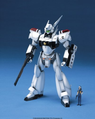 Bandai MG 052728 Mobile Police PATLABOR Ingram 2 1/35 Scale Kit