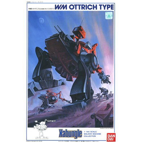 Bandai Xabungle 379276 Ottrich Type 1/144 Scale Kit