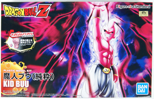 Bandai Figure-Rise Standard Kid Buu (Pure) Renewal Ver. Plastic Model Kit