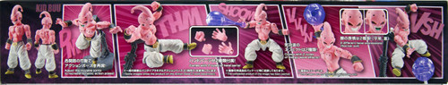 Bandai Figure-Rise Standard Kid Buu (Pure) Renewal Ver. Plastic Model Kit