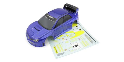 Kyosho VZB017 Subaru Impreza WRC 2006 Decoration Body
